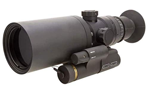 Best Price! Trijicon Electro Optics IR Hunter MK2 1.5 Optical/12x Digital 19mm Thermal Riflescope, B...