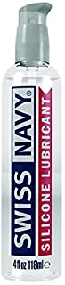 SWISS NAVY Premium Silicone Lubricant (4oz)