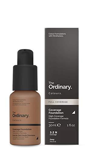 The Ordinary - Siero Fondotinta 30 ml sistema di sospensione pigmenti leggero, con copertura moderata