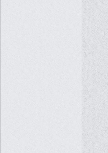 Brunnen 104050599 Hefthülle / Heftumschlag (A5, Folie, transparent, mit Namensschild in der Einstecktasche)