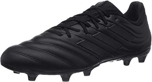 adidas Copa 19.3 FG, Bota de fútbol, Core Black, Talla 6 UK (39 1/3 EUR)