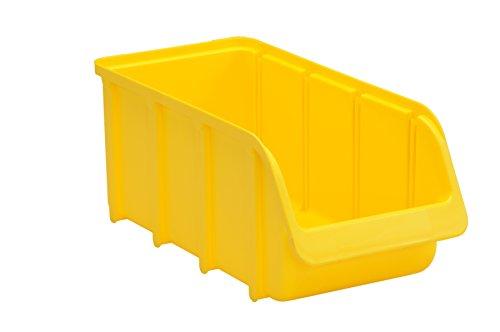 hünersdorff 683200 Sichtboxen, gelb