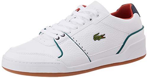 Lacoste Mens 739SMA0003042_44,5 Sneaker, White, 44.5 EU
