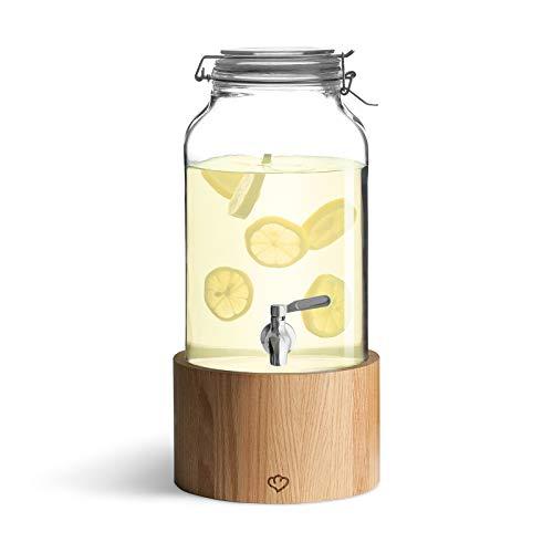 4 8 12 Vidrio alimentos conservar tarro de almacenamiento de cocina de tapa de tornillo de Cocina Pasta arroz con leche