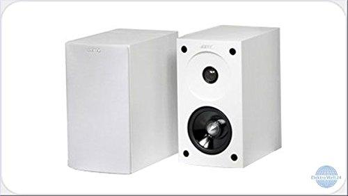 Jamo S 602 Regal-Lautsprecher (Paar) weiß Surround S 60 Satelliten aus dem Jamo 606 HCS
