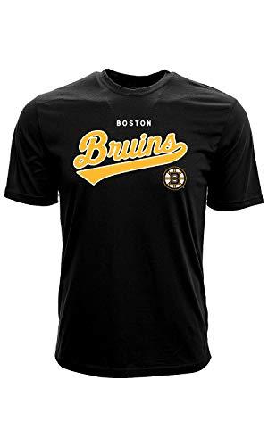 Levelwear NHL Boston Bruins Tail Sweep Tee T-Shirt Mens (XL)