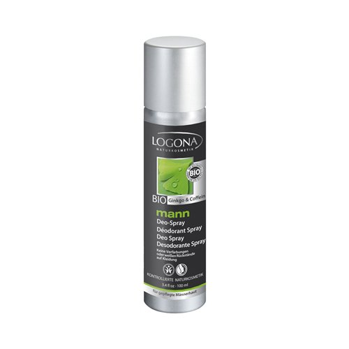 LOGONA Natur.mann Deo Spray 100 ml