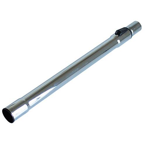 Canna Aspirapolvere Tubo Universale 35mm Tubo Telescopico, Acciaio Inossidabile