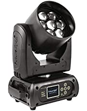 Futurelight 51841308 Zoom LED Moving-Head Wash, 7 x 15 W