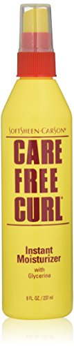 Softsheen-Carson Care Free Curl Instant Moisturizer With Glycerin & Protein, 8.5 Fl oz