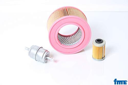 Filterset Wacker Rüttelplatte DPU 5045 H Motor Hatz 1D41S Filter