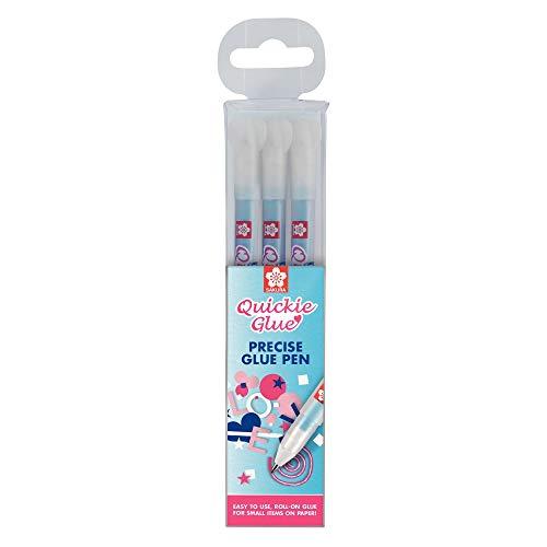 Sakura Quickie Glue Klebestifte, 3er Set im Etui