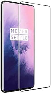 واقي شاشة زجاج مقسى بغطاء كامل لهاتف وان بلس 7 برو من نيلكين 3D DS MAX