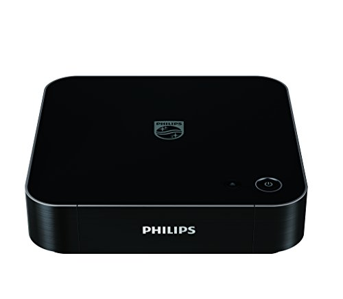 Philips BDP7501 4K Ultra HD Blu-Ray Player with Wi-Fi