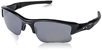 Oakley Flak Jacket Xlj 03-915 Black Sunglasses