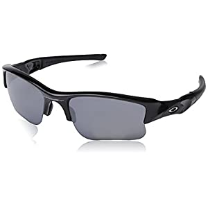 Oakley mens Oo9009 Flak Jacket Xlj Rectangular Sunglasses Rectangular Sunglasses