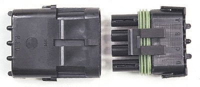 MSD Ignition 4 Broches connecteur