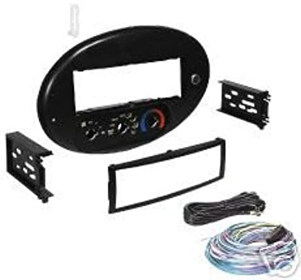 amazon com carxtc stereo install dash kit fits ford taurus car stereo wires color code 2002 ford taurus wiring harness basic