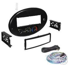 Carxtc Stereo Install Dash Kit Fits Ford Taurus 96 97 98 99 Includes Wire Harness and Antenna Adapter