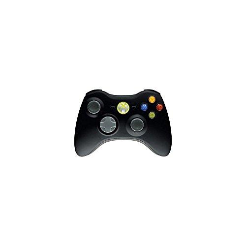 Microsoft Xbox 360 Wireless Controller - Gamepad - drahtlos - Schwarz