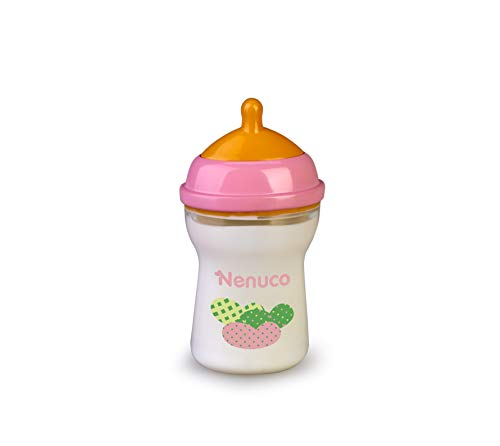 Nenuco Magic Bottle Biberón para muñecas, Multicolor (Famosa 700015669)