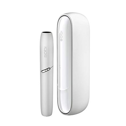 IQOS 3 DUO White, il dispositivo IQOS più avanzato come alternativa alla sigaretta