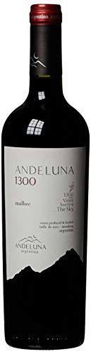 Andeluna 1300 Malbec 2017 Argentinien Wein trocken (6 x 0.75 l)