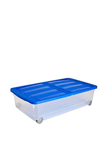 Curver - Caja Organizadora Bajocama 32L. con Tapa - Con