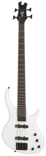 Epiphone Toby Standard-IV Bass - Bajos eléctricos, color alpine white