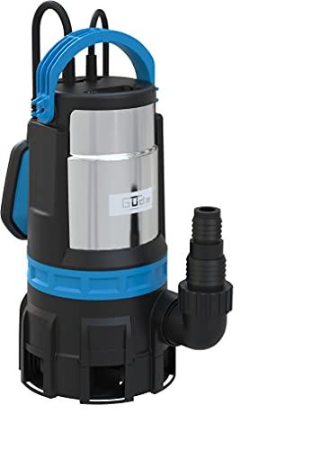 GÜDE Schmutzwassertauchpumpe Tauchpumpe Kombipumpe Pumpe GS 750.1 2in1