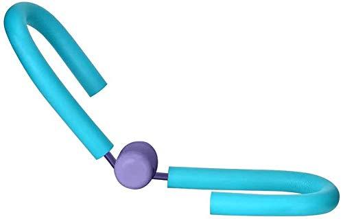 Towinle Tóner Multifuncional de Muslo, moldea, Adelgaza y tonifica los Muslos, Ejercitador de los glúteos/Brazos/piernas/Cintura, Ejercicio Equipo de Deporte en el hogar (Azul)