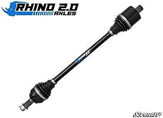 SuperATV Heavy Duty Rhino 2.0 Stock Length Axle for Polaris RZR XP 1000 (2014+) - REAR