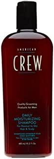 American Crew Daily Normal to Dry Moisturizing Shampoo For Men 15.2 Ounces