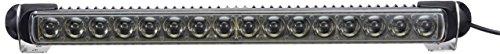 HELLA 1FJ 958 130-111 Fernscheinwerfer - Light Bar LB470 - LED - 12V/24V - rechteckig - Ref. 25 - glasklare Streuscheibe - Anbau/Einbau - Kabel: 2500mm - Einbauort: links/rechts