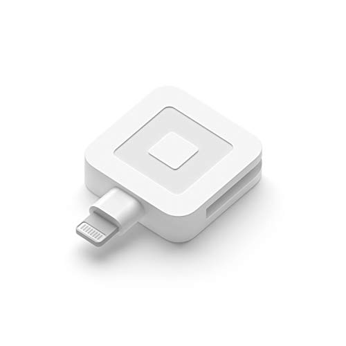 Square Reader for magstripe (Lightning Connector)