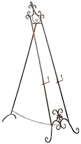 Staffelei Eisen 53x96X150 CM
