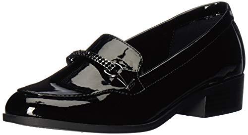 Bandolino Footwear Women's Salie Loafer, Black, 7.5