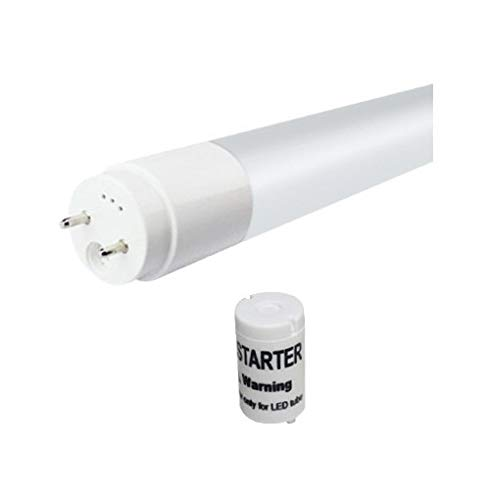 90 cm LED Röhre T8-G13 14 Watt, 300° AUSSTRAHLUNG, 1860 Lumen, Tageslichtweiß/Kaltweiß 6000 Kelvin, 1:1 Ersatz für 24-30 Watt Leuchtstoffröhren - inclusive LED Starter