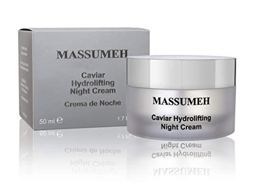 Massumeh Caviar Hydrolifting Night Cream - 50 ml