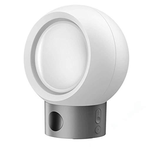 XJJZS Mini Calentador, eléctricos portátiles Calentador termostato de protección 9 Intelligent Speed Control de Temperatura Interruptor Incorporado