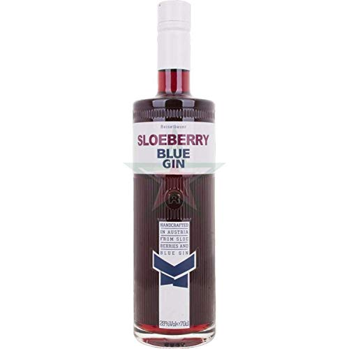 Reisetbauer Blue Gin Sloeberry Limited Edition 28,00% 0,70 Liter