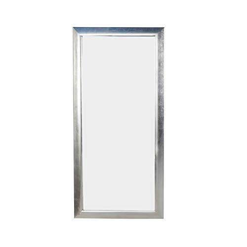 Design Wandspiegel Standspiegel Pure Silber 180cm Design Accessoire Spiegel