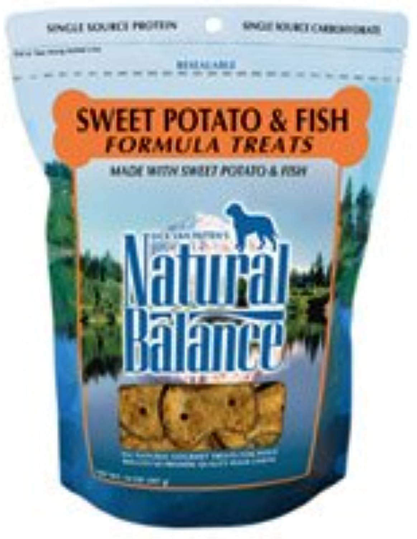 Natural Balance Sweet Potato fsh Allergy Treat 12 1