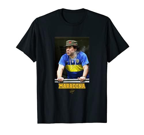 MARADONA, EL MEJOR JUGADOR DE LA HISTORIA Camiseta