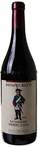 """Renato Ratti - Barbera D'Alba """"Battaglione"""" - 3 Bottiglie da 0,75 lt."""