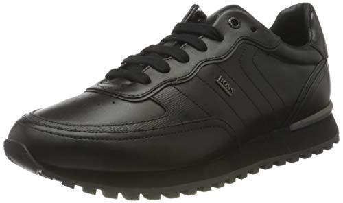 BOSS Business Herren Parkour-L_Runn_lt Sneaker, Black1