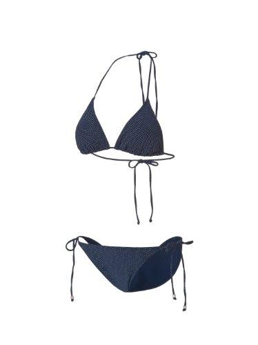 Bogner Fire + Ice Damen Bikini Jess, océano, XL, 7437-4503