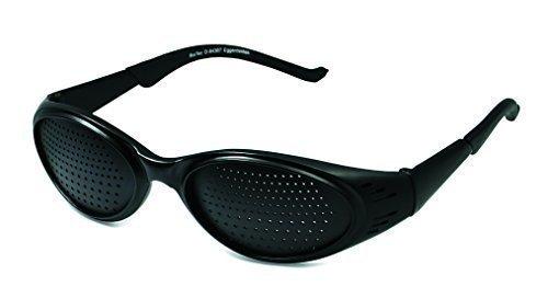 Rasterbrille 415-KSB bifocaler Raster, schwarz