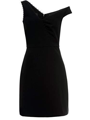 Pinko 5682AD Abito Donna Black Dress Women [46]