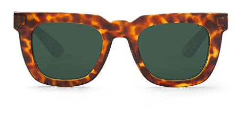 Mr. Boho | Melrose | Cheetah Tortoise   -   Gafas de sol para hombre y mujer
